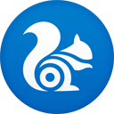 UC Browser logo.